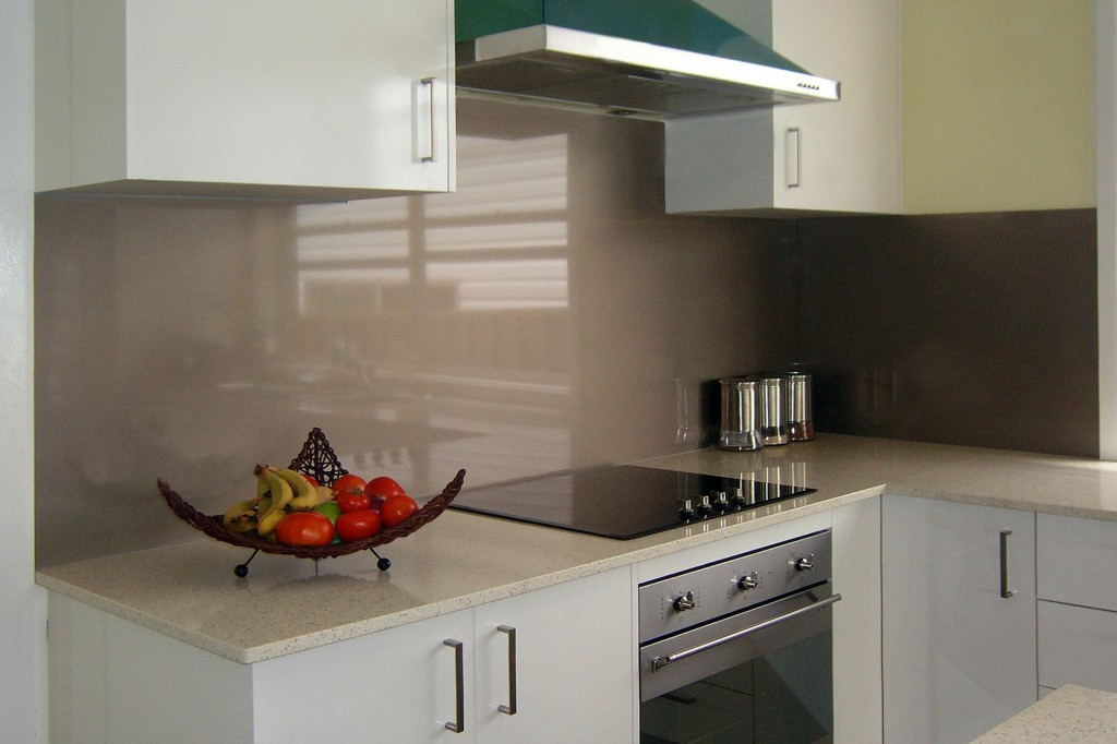 Metaline splashbacks ozziesplash pty ltd for Laminex kitchen ideas
