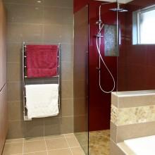 acrylic bathroom panels | Shanghai Red