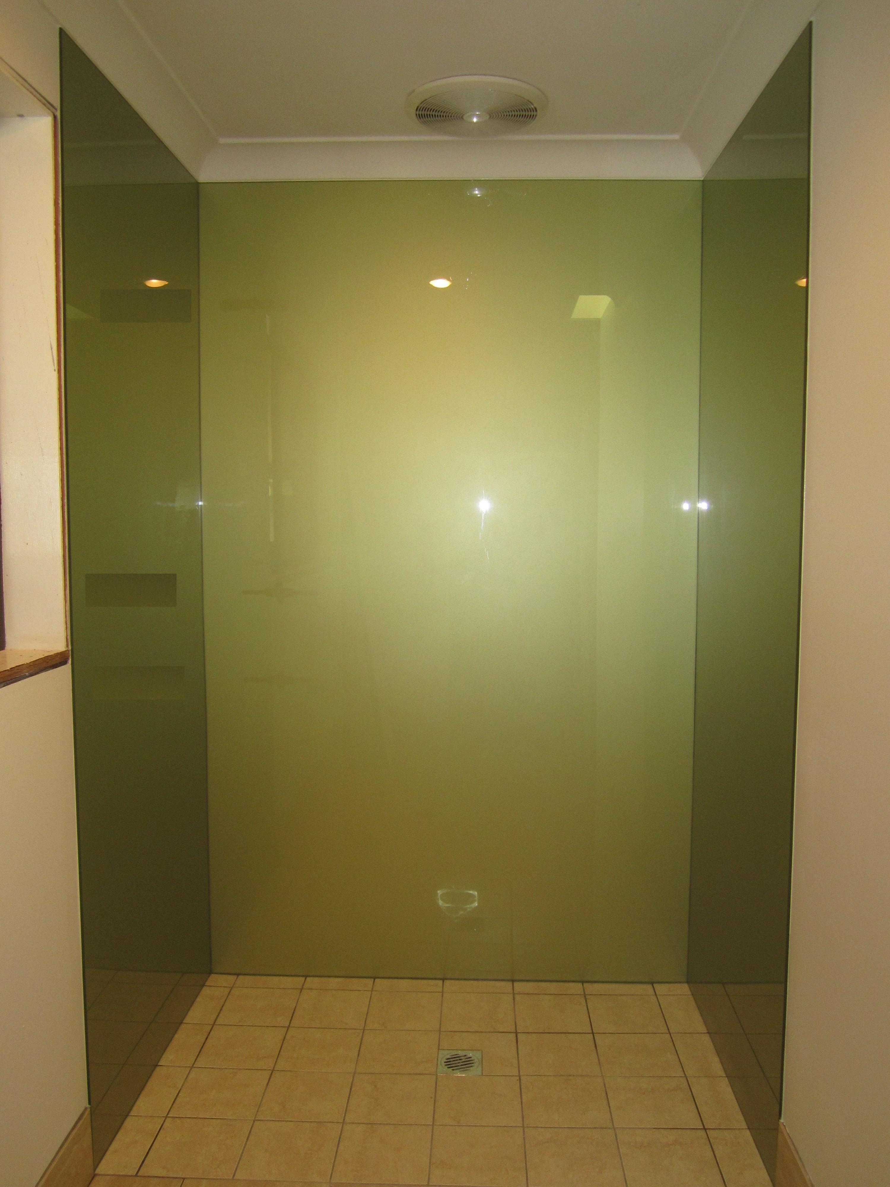 Beautiful Acrylic Splashbacks For Showers And Bathrooms