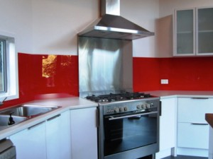 Red Hot and Stainless Steel