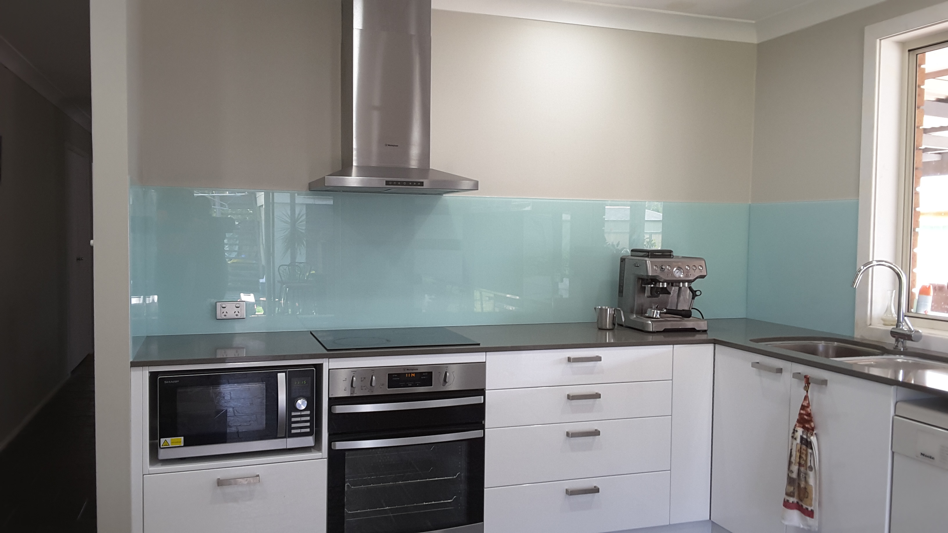 Kitchen Splashbacks : Before & After Photos – OzzieSplash Pty.Ltd