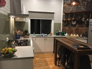 2 After modern kitchen