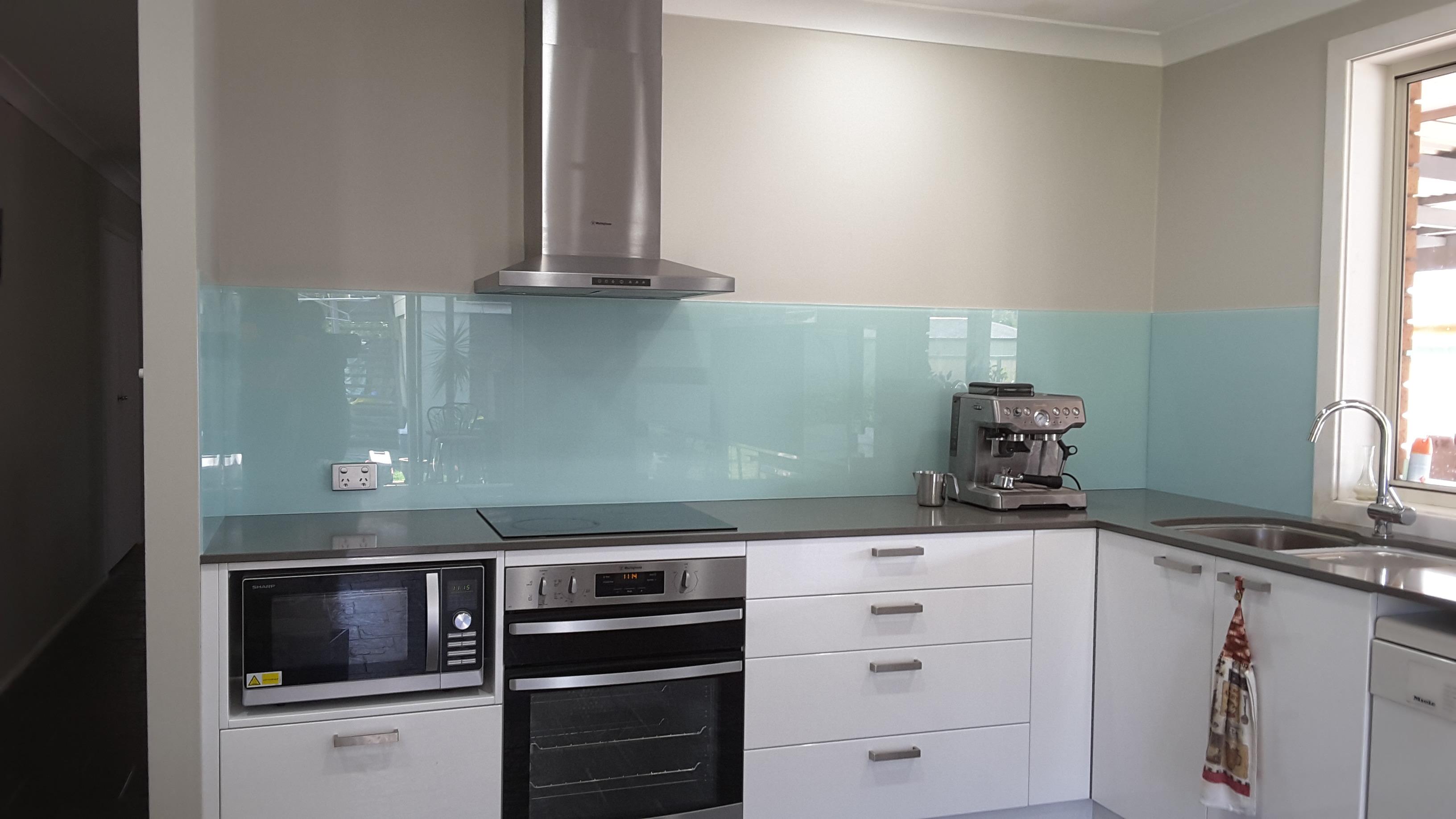 Kitchen Splashbacks : Before & After Photos – OzzieSplash Pty.Ltd
