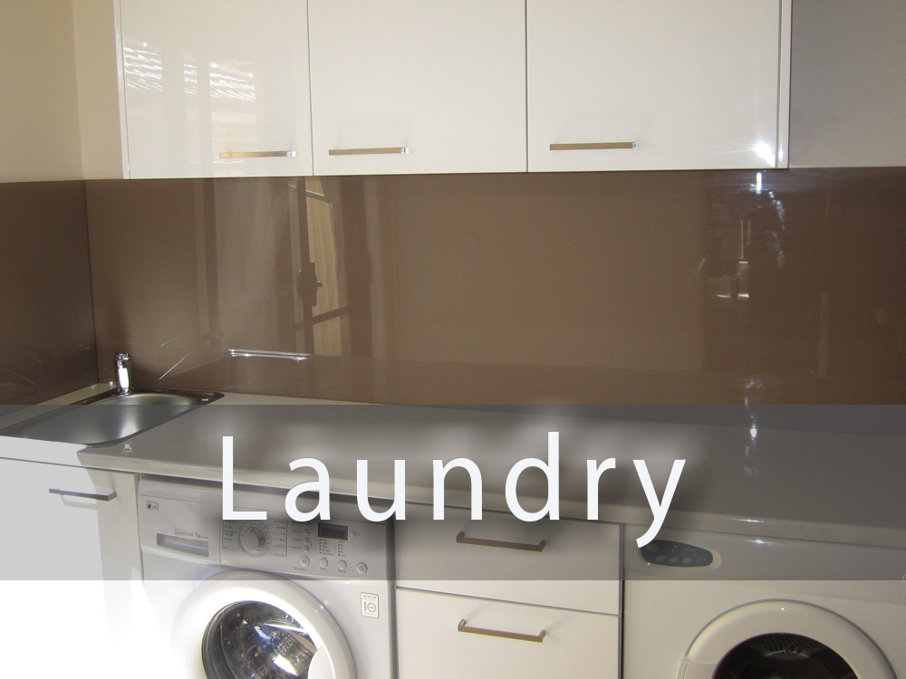 Laundry Splashback Design Ideas Ozziesplash Pty Ltd