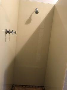 Acrylic Shower Splashback